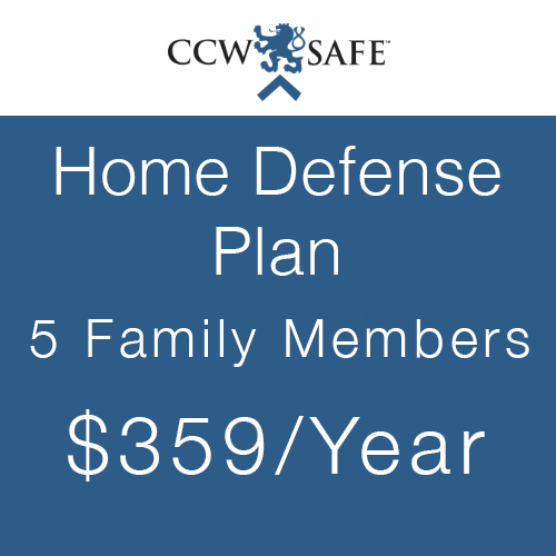 Home Defense Plan 5 Family Members Ccw Safe National