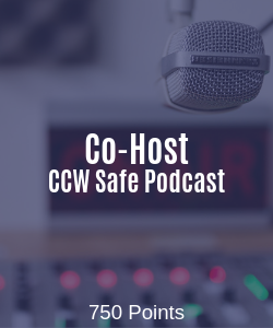 Co-host Inside CCW Safe Podcast
