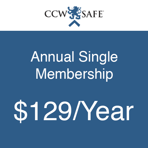 Annual Single Membership