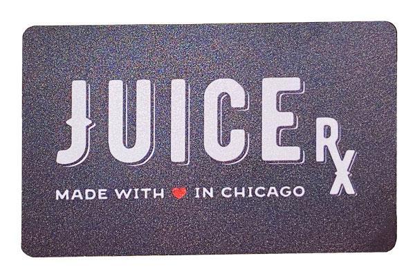 JuiceRX Gift Card