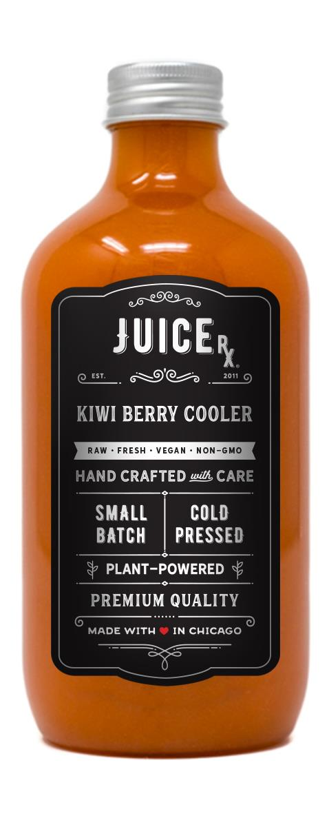 Kiwi Berry Cooler