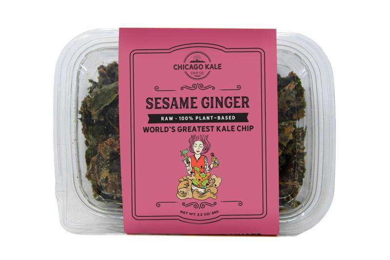 Sesame Ginger