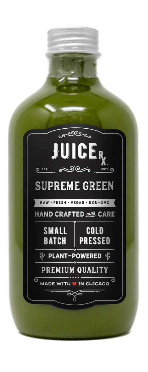 Supreme-ly Green