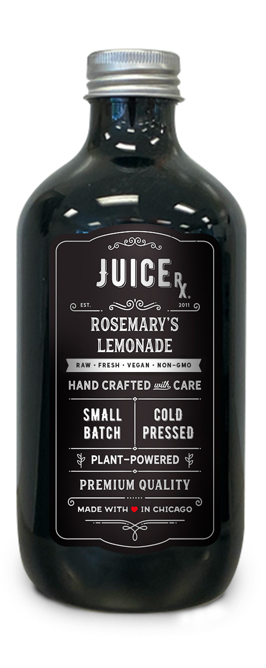 Rosemary's Lemonade