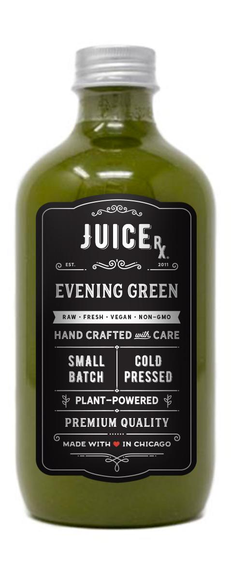 Evening Green