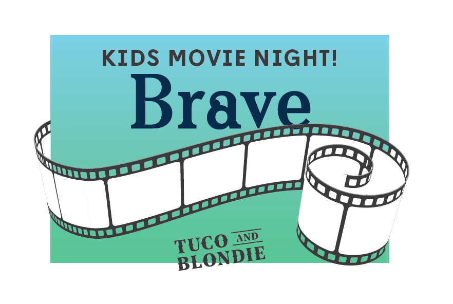 Kids Movie Night - Brave