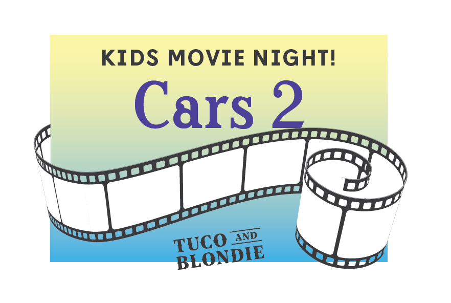 Kids Movie Night - Cars 2
