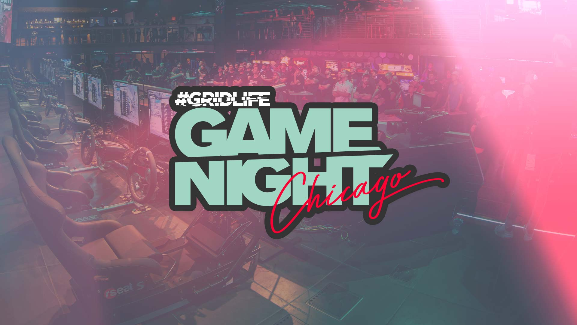 Gridlife GameNight - Chicago 2020