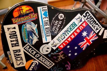 DIY Musician: Suitcase Kitchen