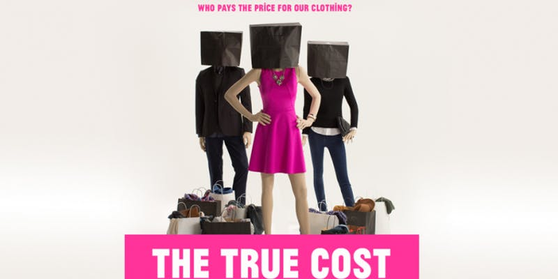 Moving Fashion Forward - From THE TRUE COST to a Sustainable Future