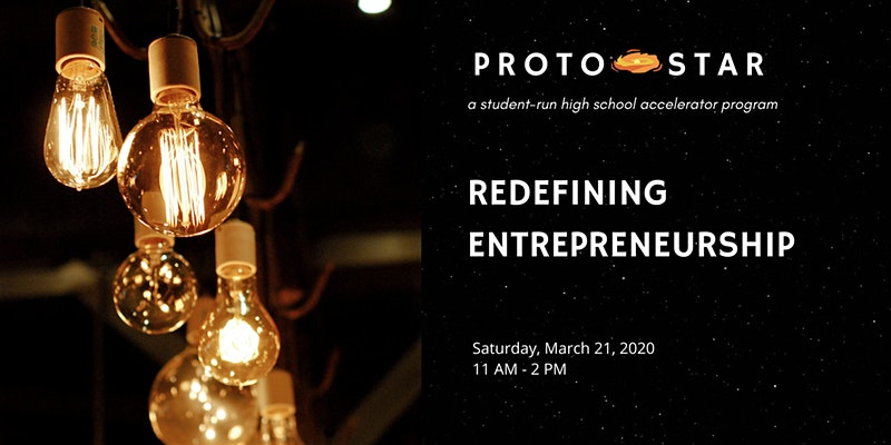 Redefining Entrepreneurship with Protostar
