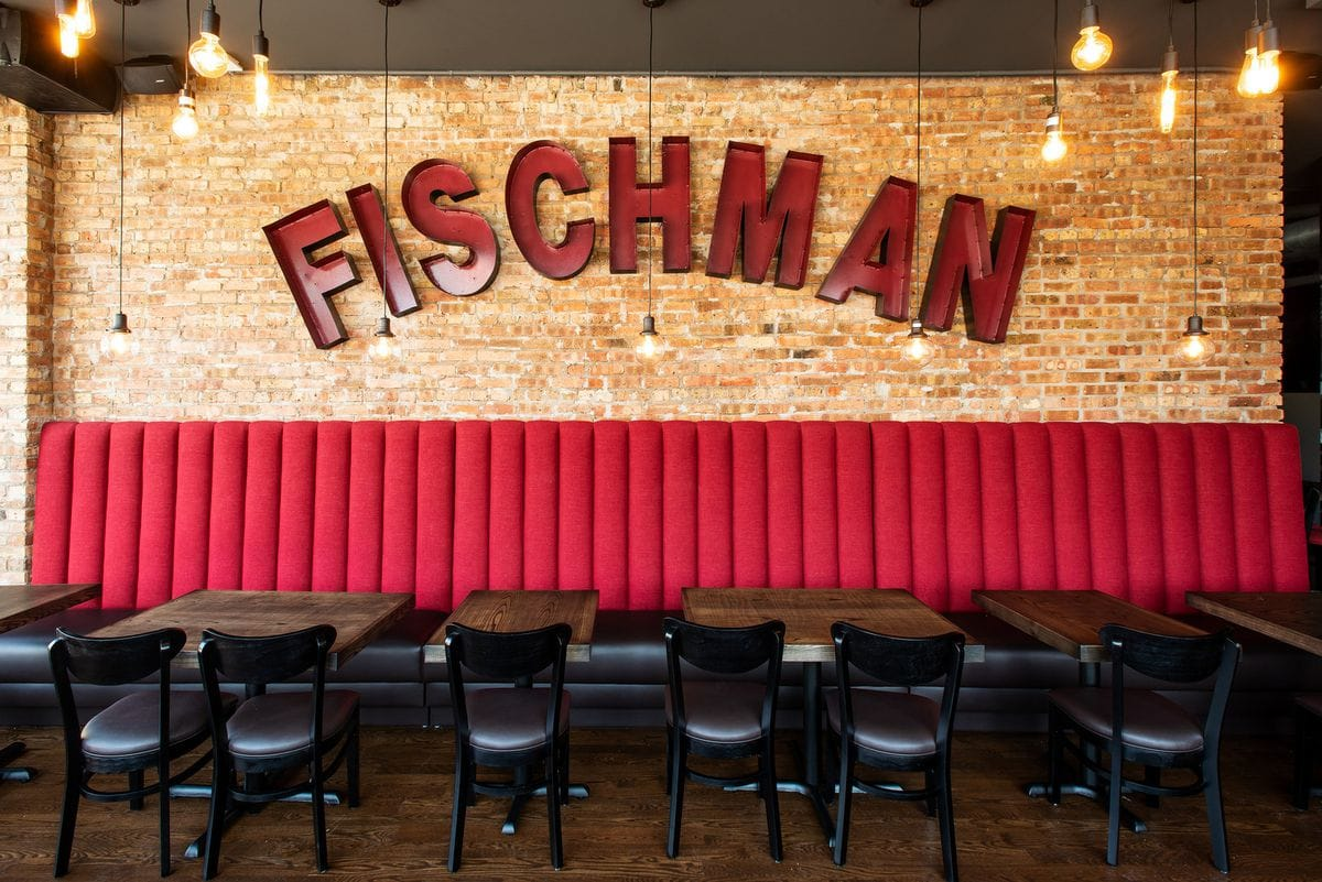 2112  Member Outing: Fischman Public House