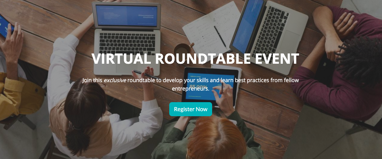 Energize Your Sales Funnel Virtual Roundtable