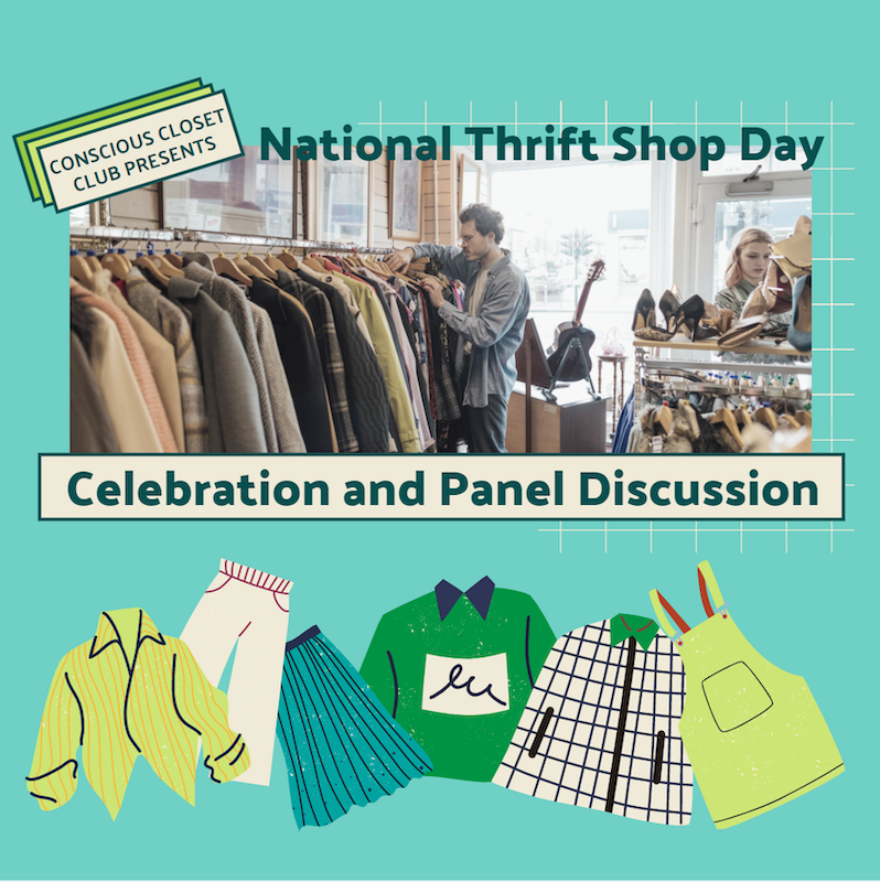 National Thrift Shop Day: Celebration & Panel Discussion