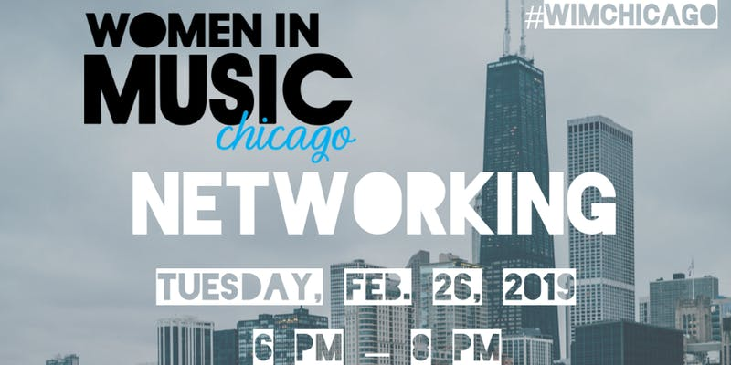 Women In Music Chicago - Networking