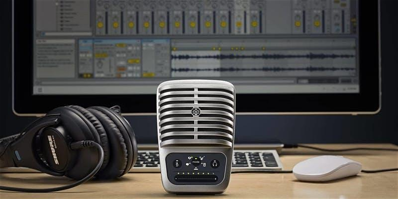 Shure Tour: Podcasting Production 101