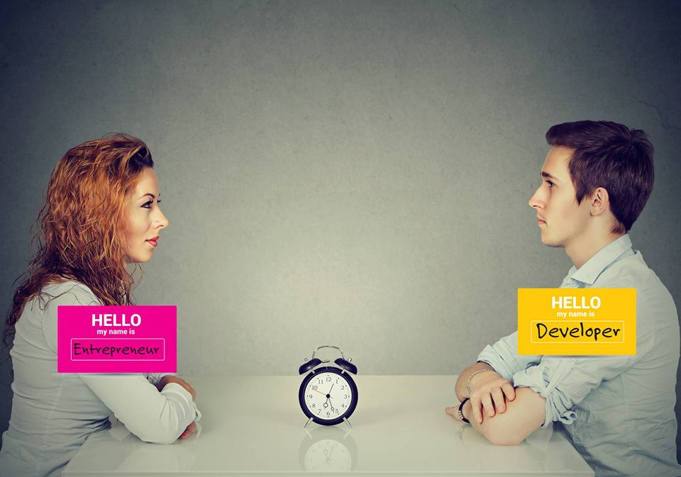 Start-up Speed Date: Creative Enterprise Edition
