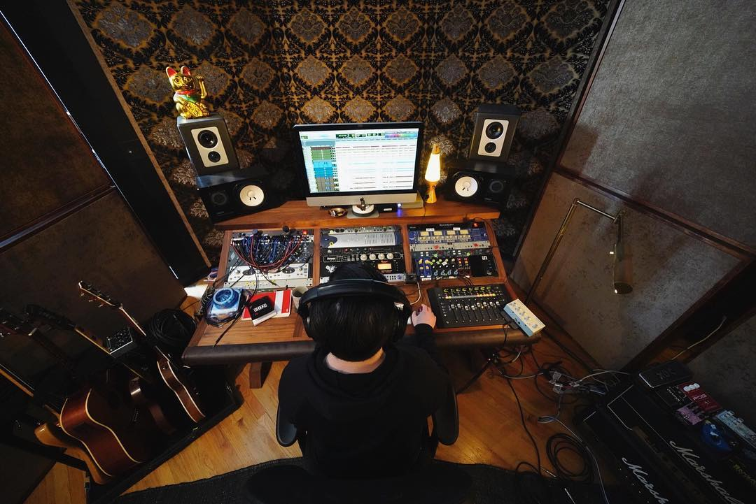 Sound Treatments for Home Studios and Small Spaces