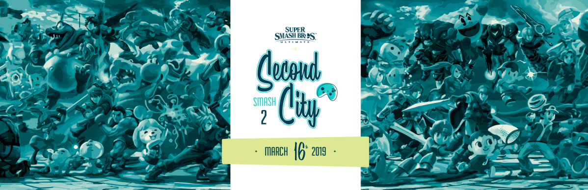 Smash Ultimate - Second City Smash