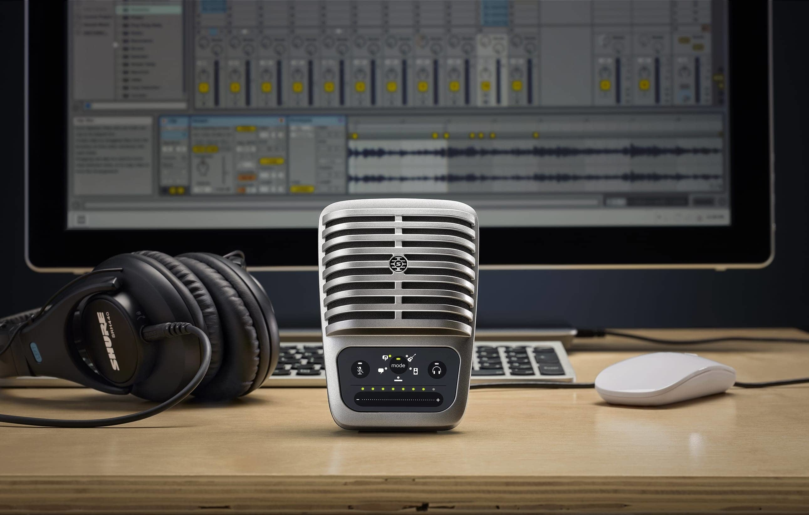 The Shure Tour: Podcasting Production 101