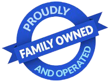 Proud to be Family Owned and Operated