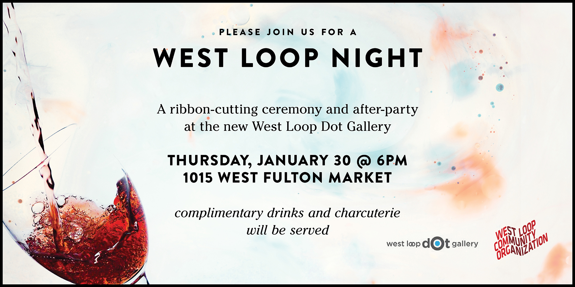 West Loop Night at West Loop Dot Gallery