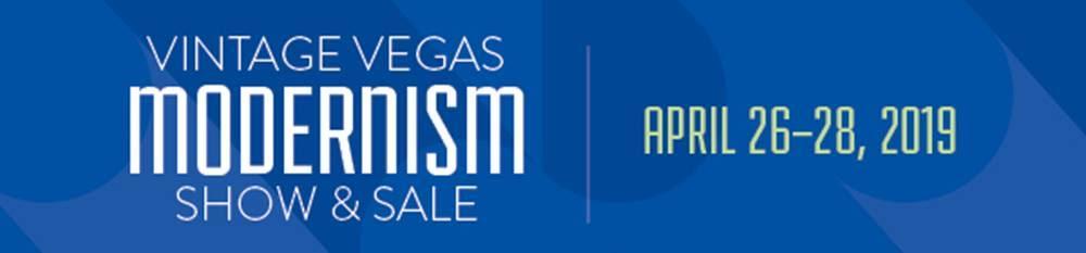 Vintage Vegas Modernism Show + Sale Preview Party