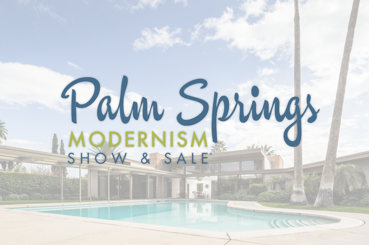 Palm Springs Modernism Show & Sale Preview Party