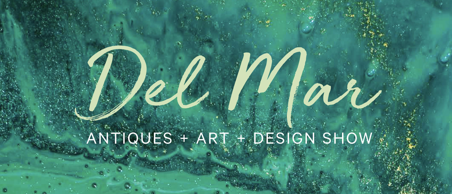 Del Mar Antiques + Art + Design Show