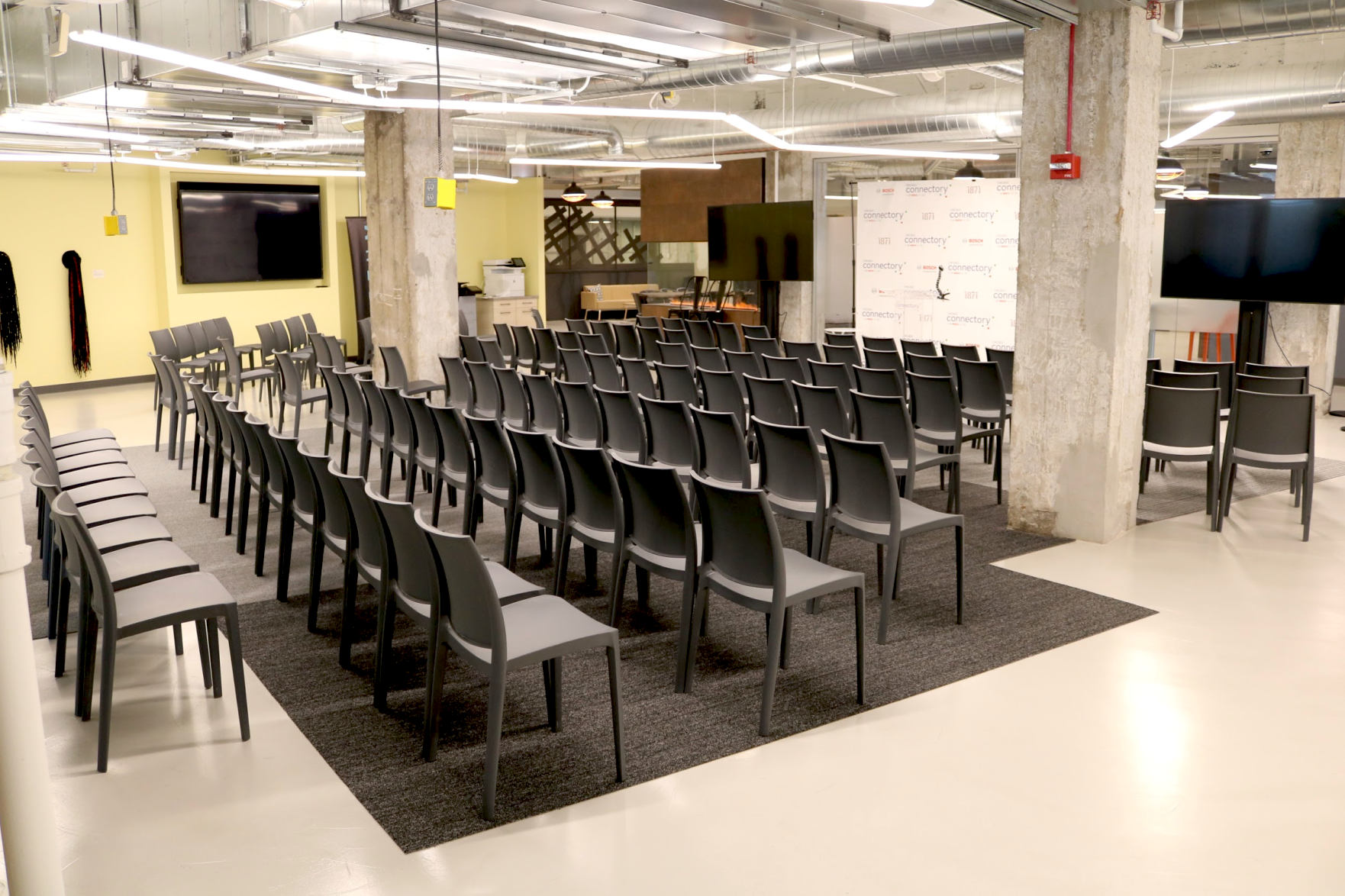 IoT Event Venue to Host Meetups & Corporate Events | Chicago Connectory