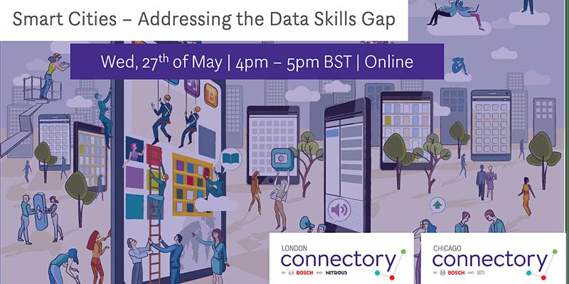 Smart Cities - Addressing the Data Skills Gap [Online Event]