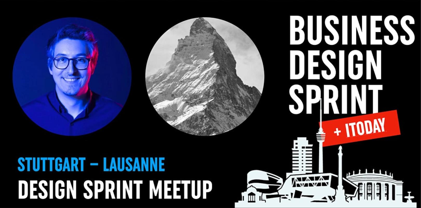 Design Sprint Stuttgart Meetup June