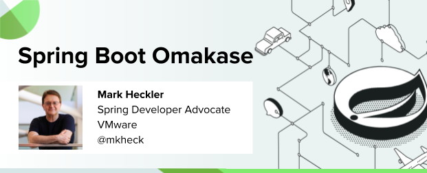 Spring Boot Omakase: A fast-paced
