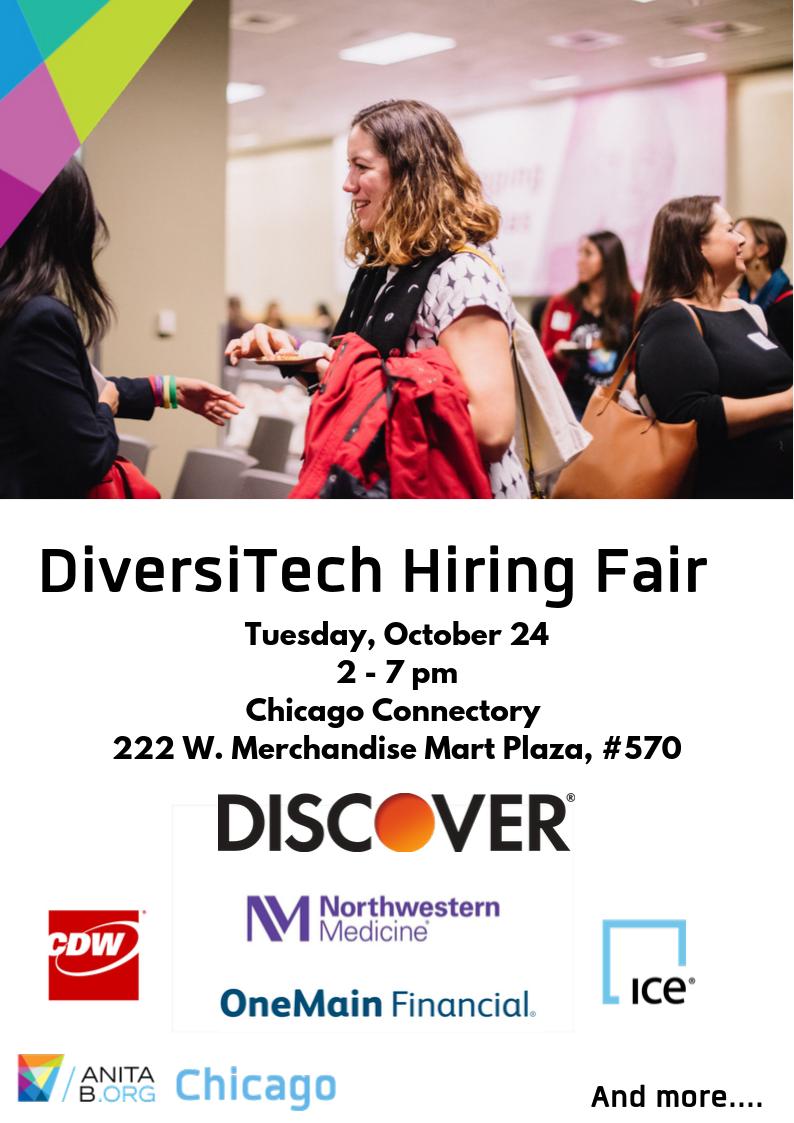 DiversiTech Hiring Fair