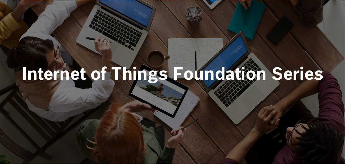Internet of Things Foundation Series