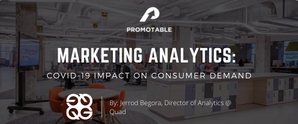 Marketing Analytics: Covid-19 Impact on Consumer Demand