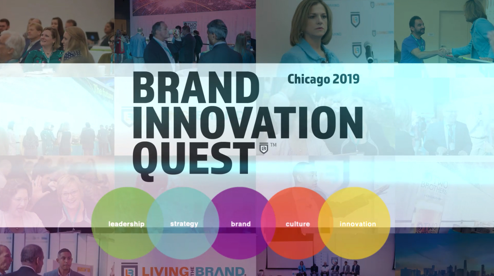 Brand Innovation Quest Chicago 2019
