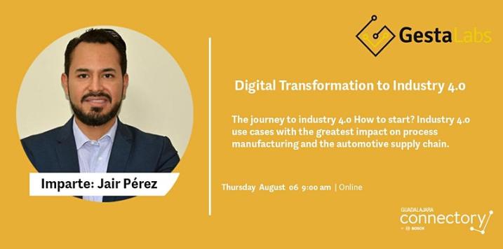 Digital Transformation to Industry 4.0