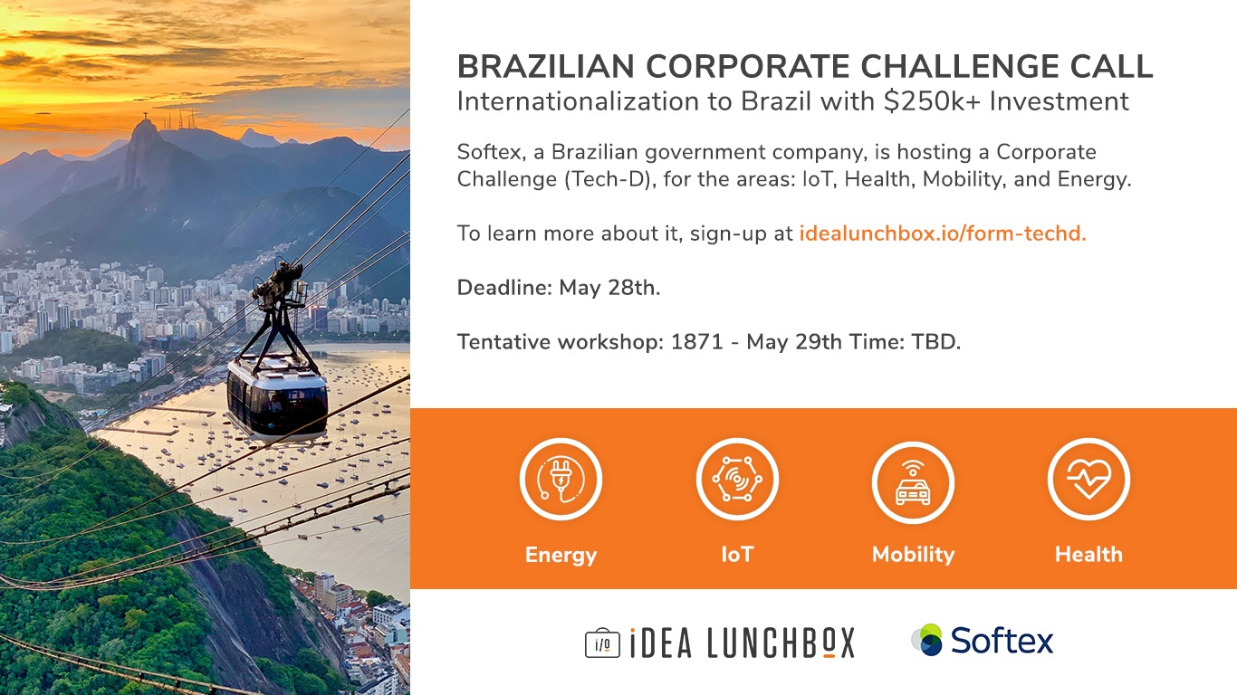 Brazilian Corporate Challenge Call