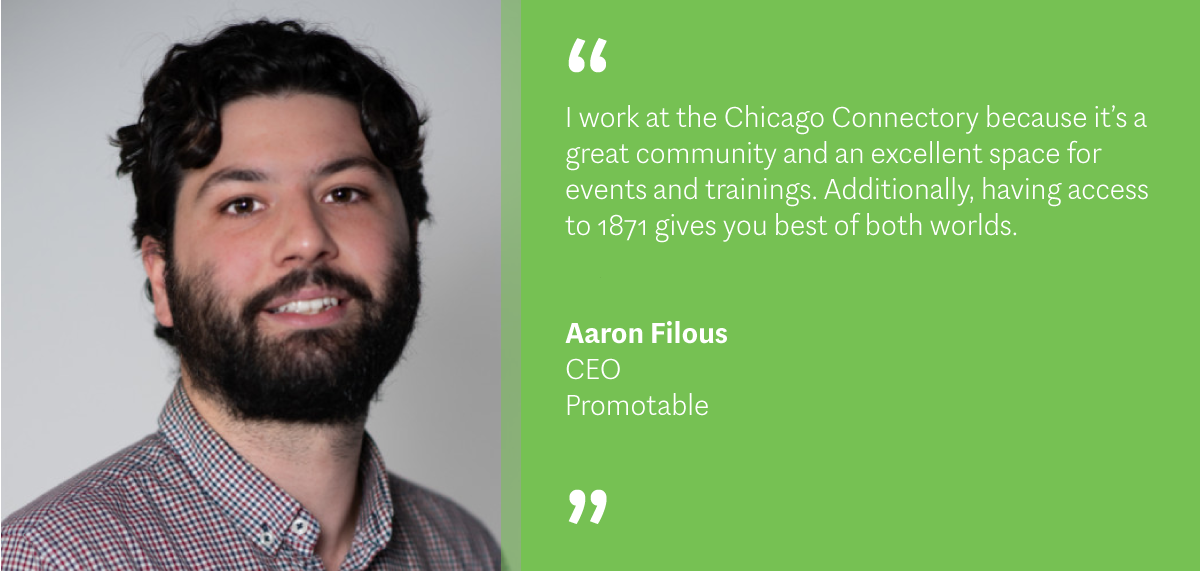 Hear From Our Members- Aaron Filous