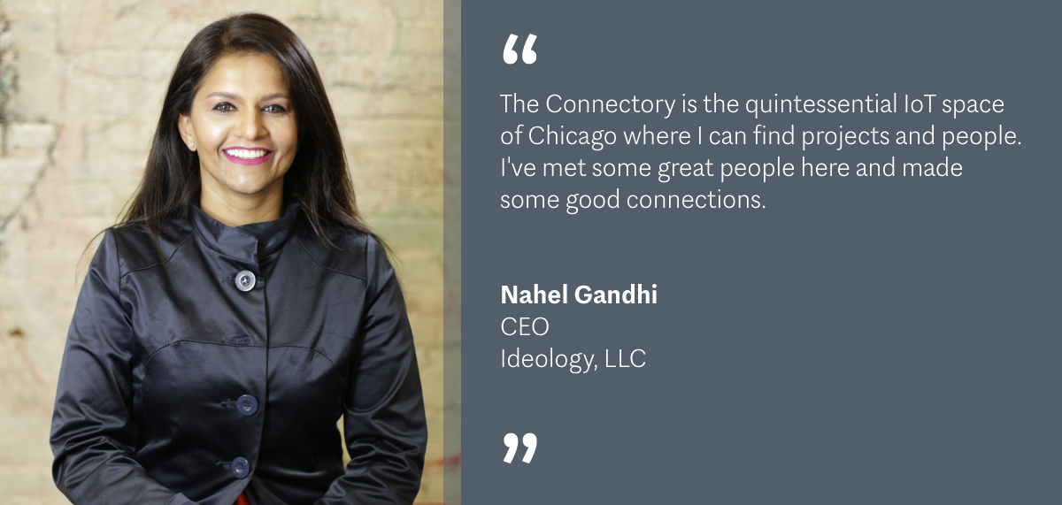 Hear From Our Members- Nahel Gandhi