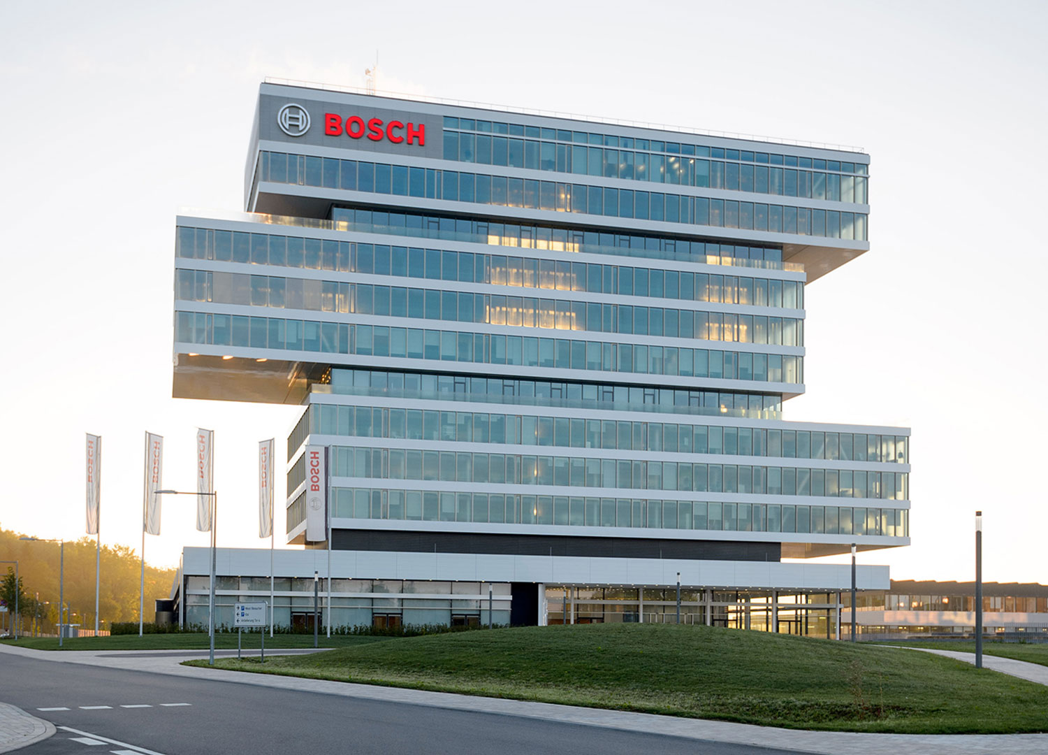 Bosch Office in Gerlingen-Schillerhöhe, Germany | Chicago Connectory