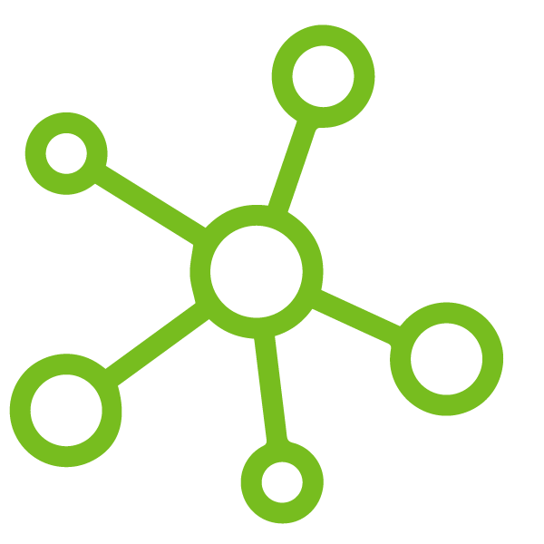 IoT Icon Green | Chicago Connectory