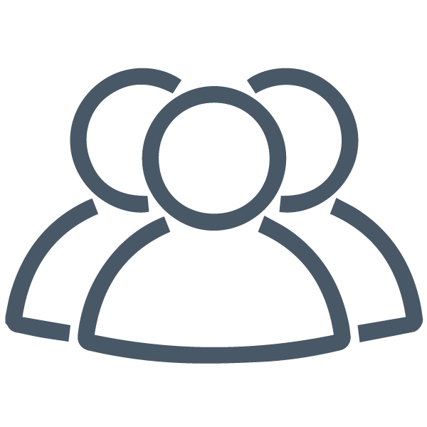 Membership Icon, Grey | Chicago Connectory