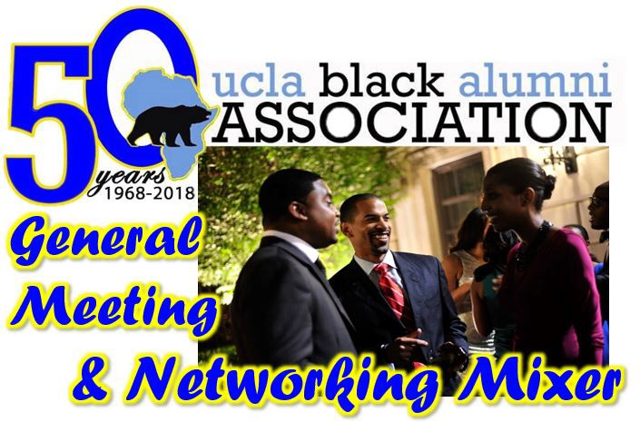 UBAA Meeting and Network Mixer