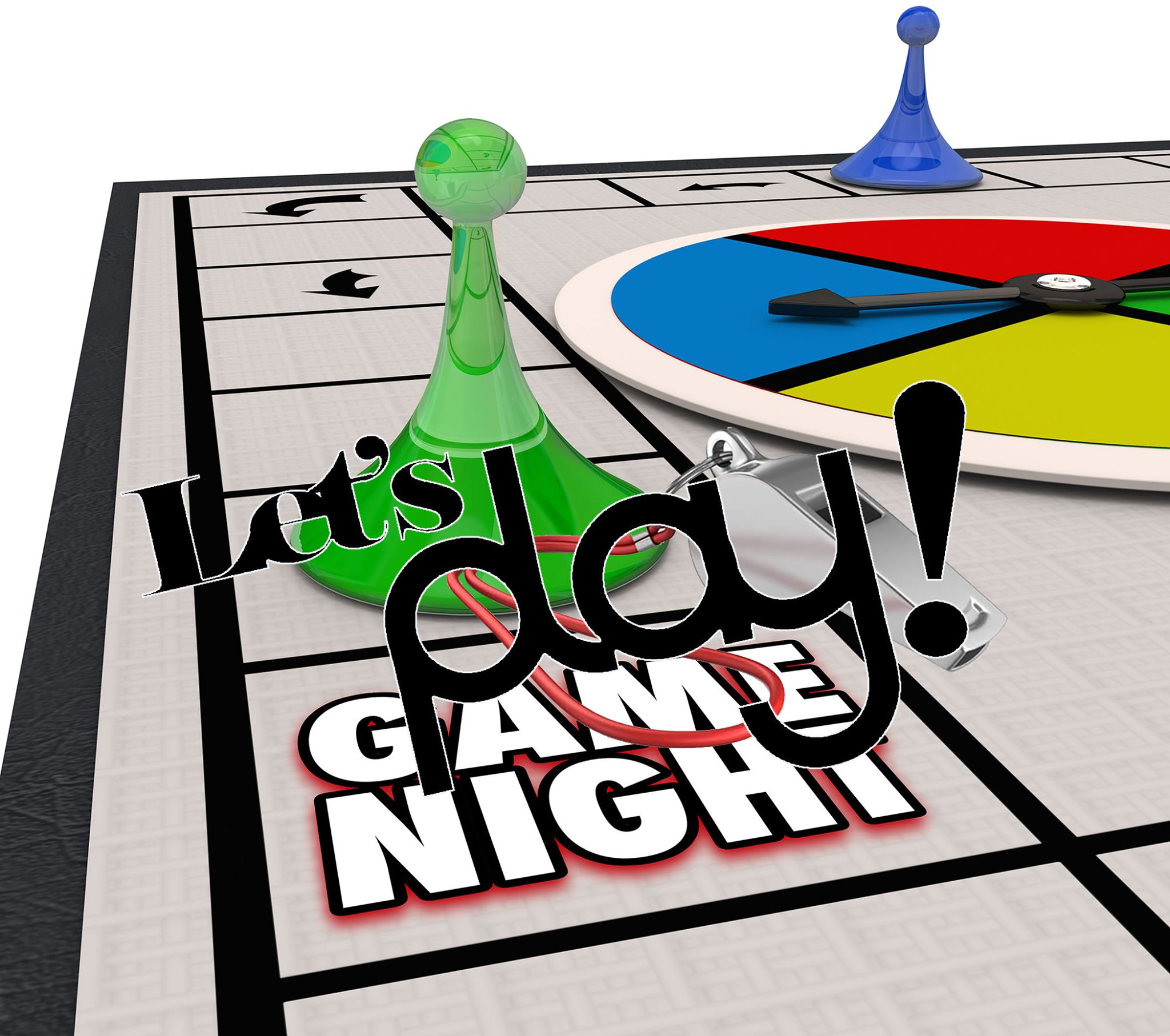 Let's Play!: Ultimate Adult Game Night
