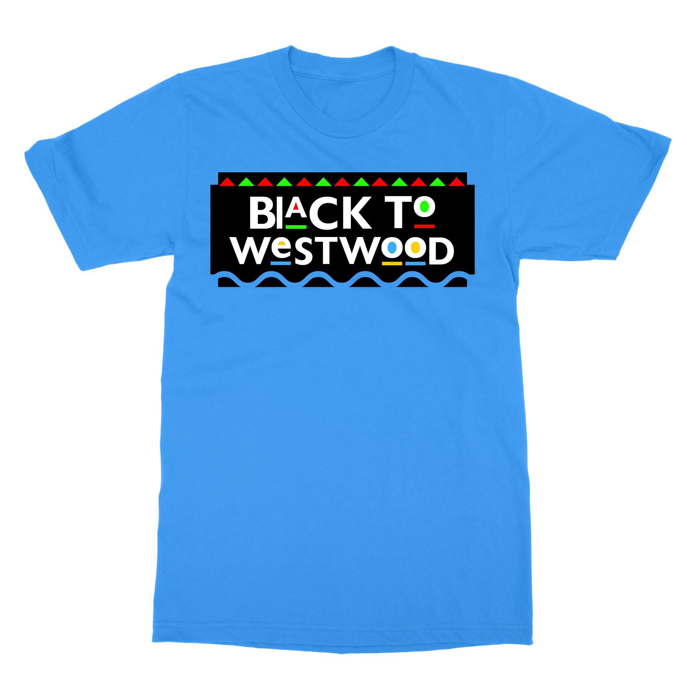 Black II Westwood Commemorative T-Shirt -  Adult's Men X-Large