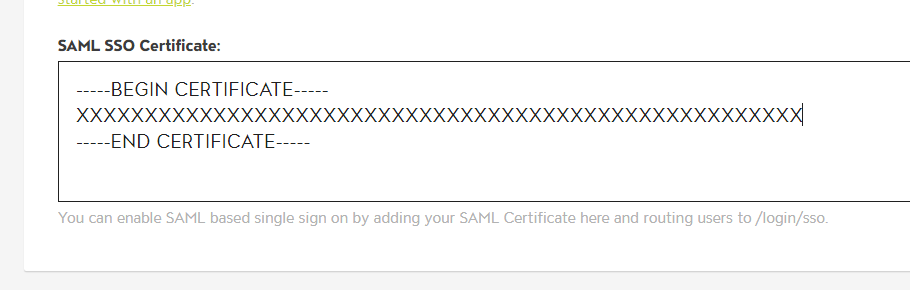 Use SAML based SSO Login for Your Website or App photo