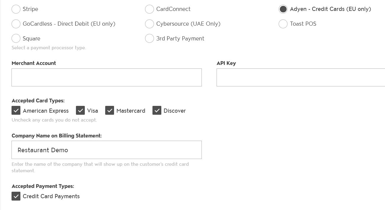 Using Adyen as Your Payment Gateway photo