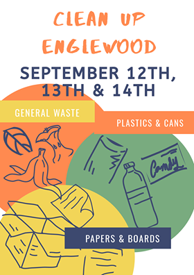 The Hood Takeover: Greater Englewood Clean-up and Beautify Project